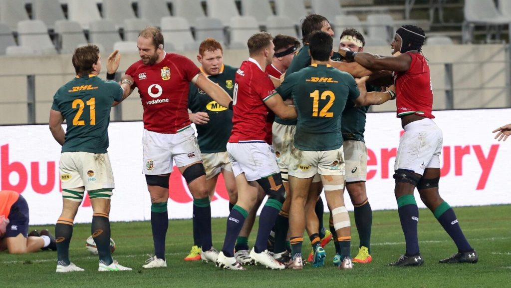 Can Bok 'cavemen' take B&I Lions back to the gutter?