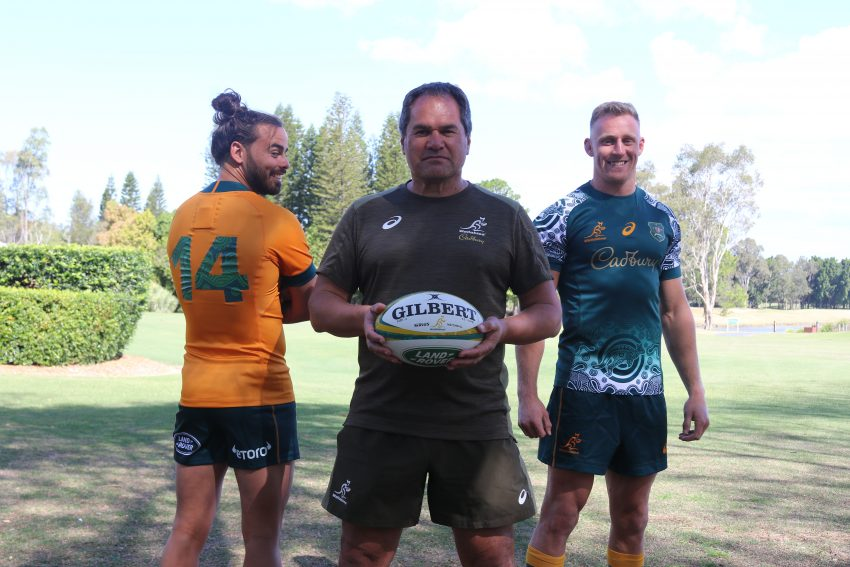 Wallabies add something special for Boks clash