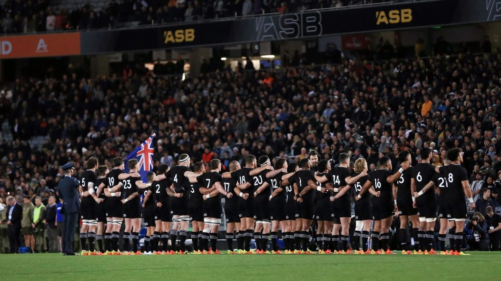 All Blacks scrumhalf to miss rest of Rugby Championship