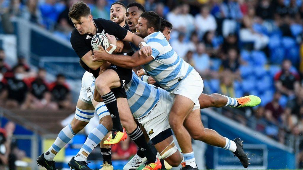 Ruthless All Blacks blank Los Pumas