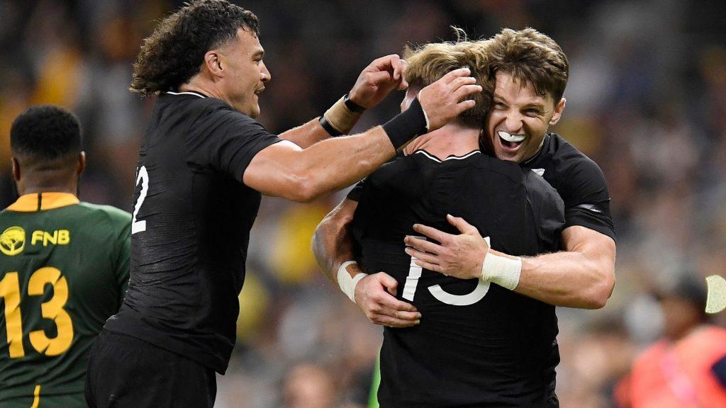 All Blacks coach wants Southern Hemisphere 'Grand Slam'