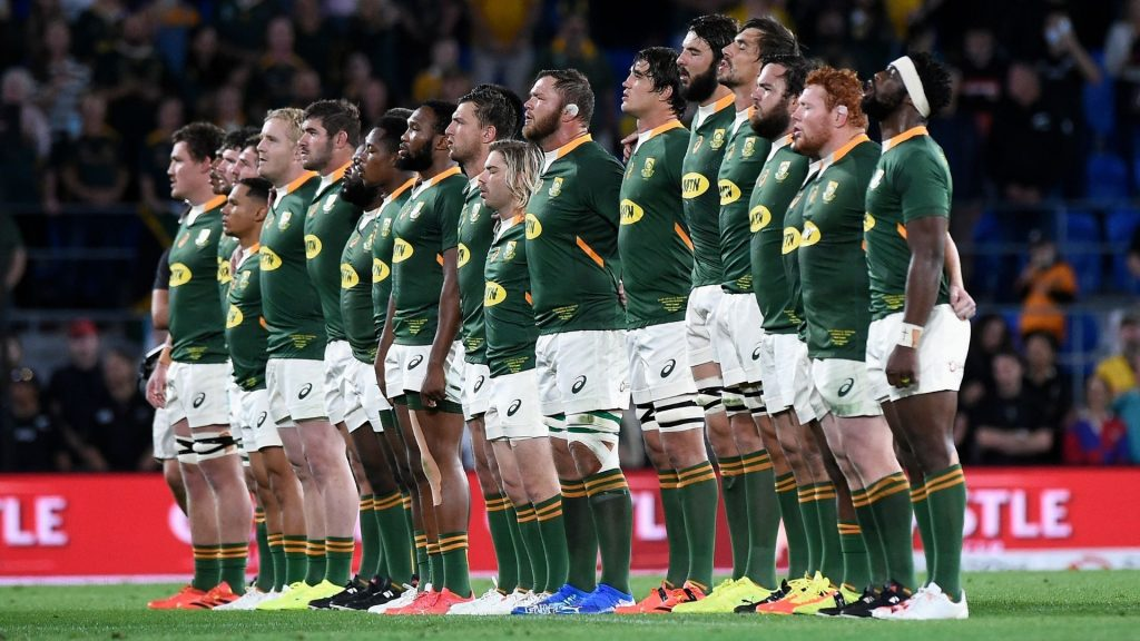 Bok lock out of Rugby Championship