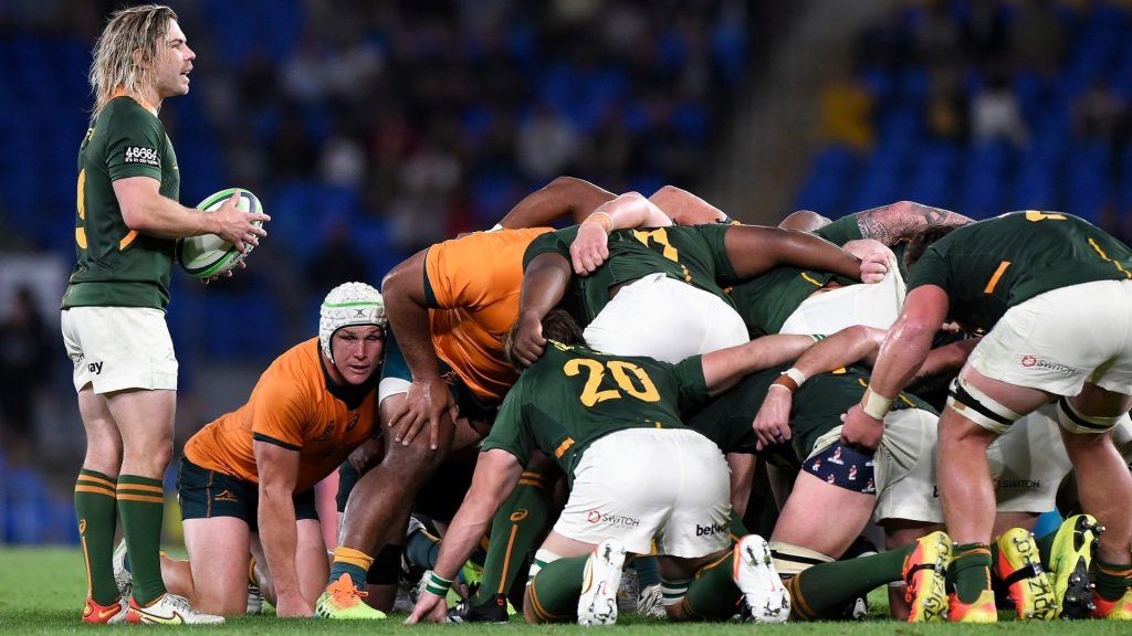 Marx: Ref saw different picture at scrum time