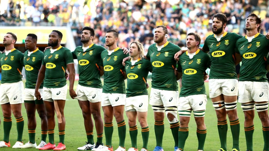 Bok coach: 'It's critical for us to be in the now'