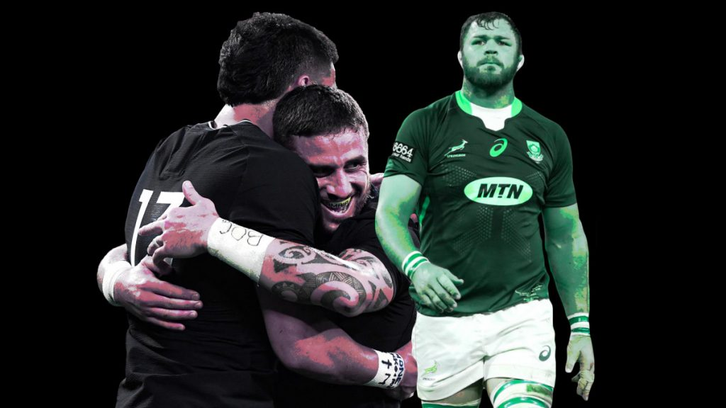 Will the 'real' Springboks please stand up?