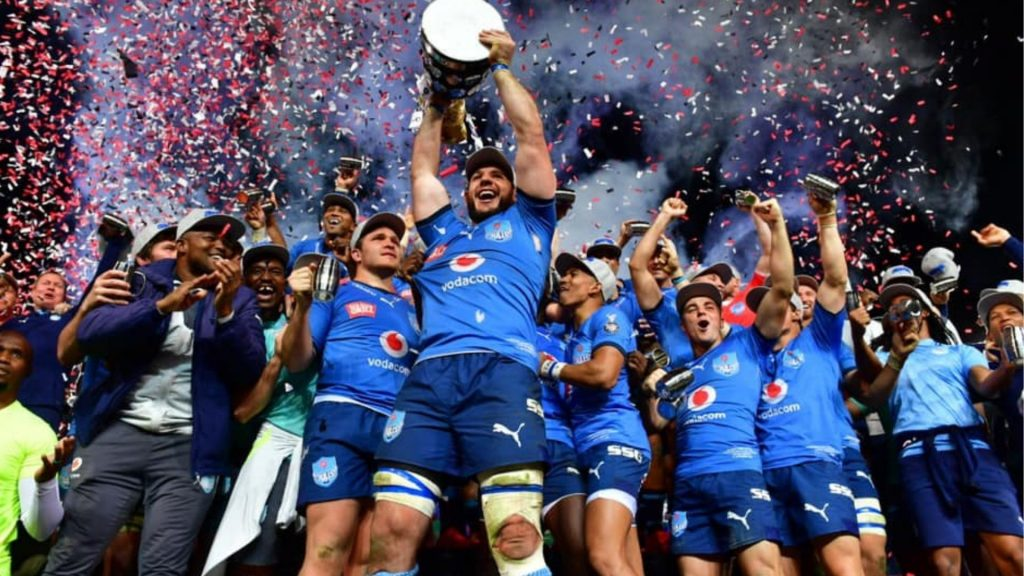 PICTURES: The Currie Cup Champs
