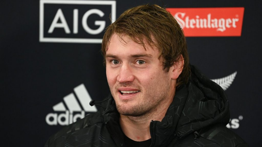 Blackadder the All Black muscle that will overpower Boks?