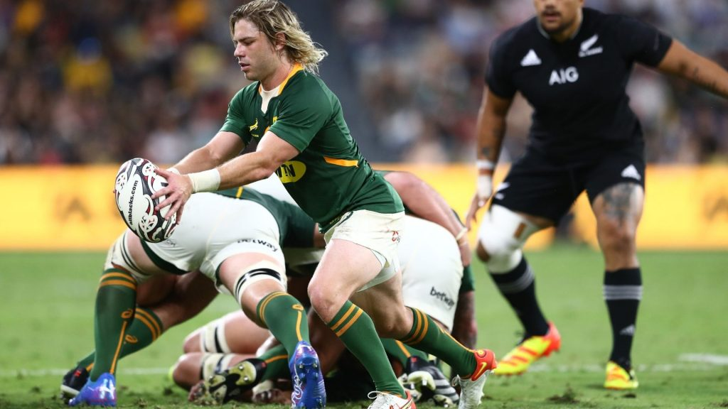 Nienaber on why Boks are kicking good ball away
