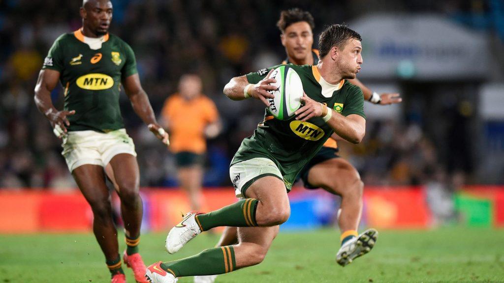 Bok flyhalf backed to right the wrongs in Brisbane