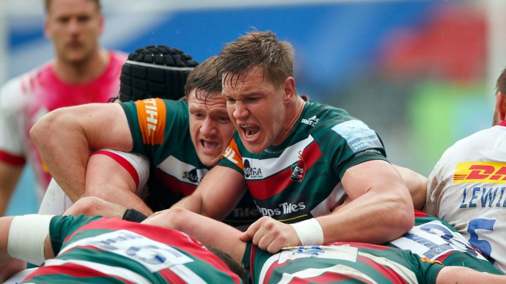 Liebenberg opens up on Leicester's goal for new season