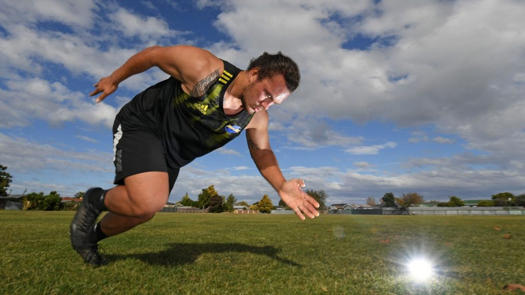 'Powerful' Māori All Black puts pen to paper with 'Canes