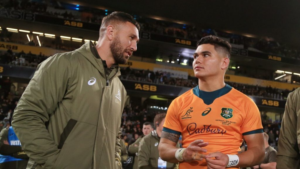 Wallaby rookie backed to turn the tables against the Boks