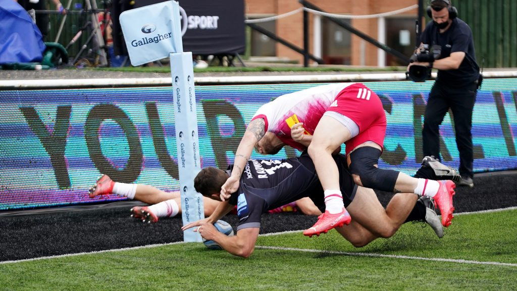 Quins' defence off to a winning start