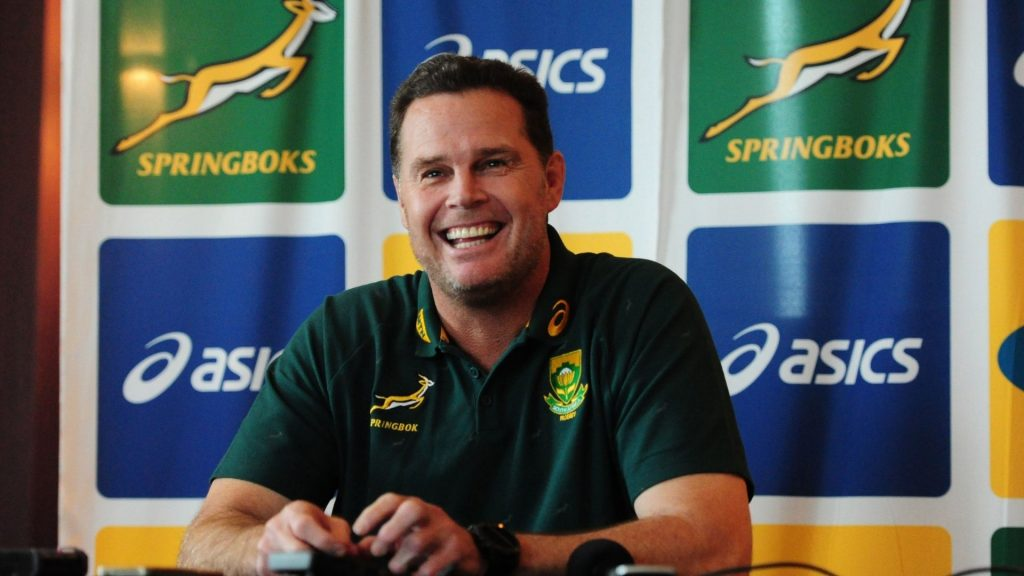 Rassie rubs salt in Woodward's wounds with a tweet