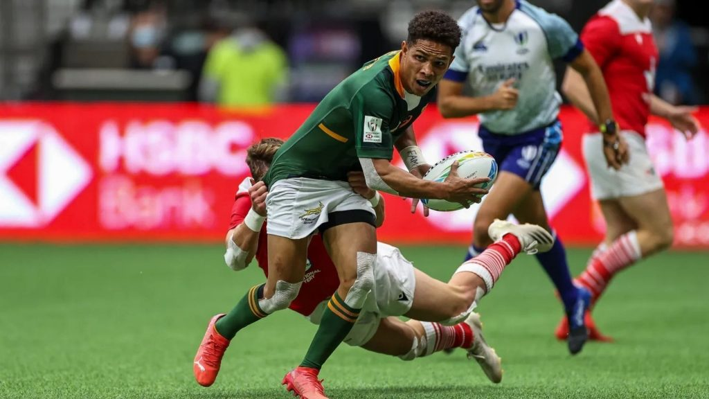 BlitzBok Brown adds another incredible accolade to his career