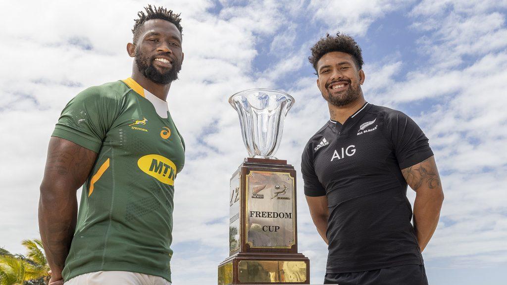 Five epic Springbok v All Black matches