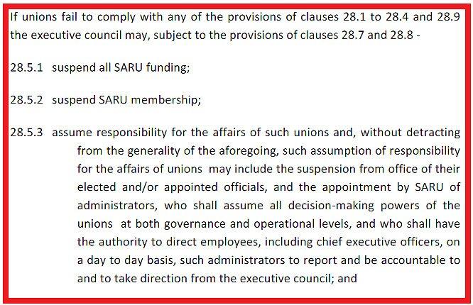 SARU-clause-28