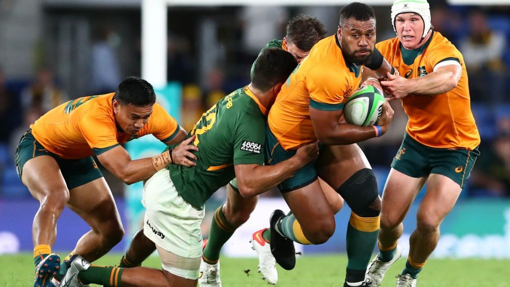 Rugby Australia told to further ease Wallabies criteria
