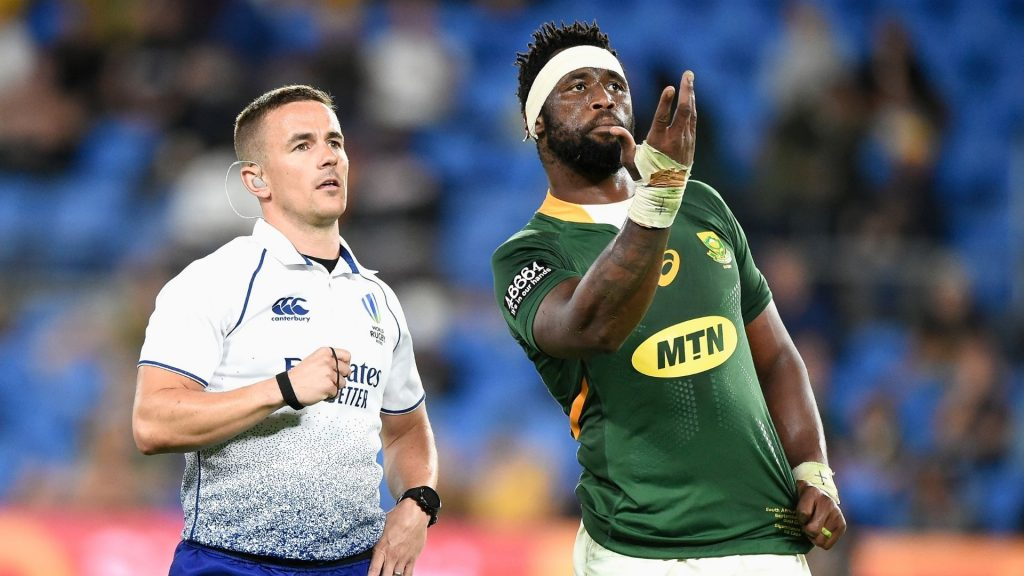 Nienaber on why the Boks lost