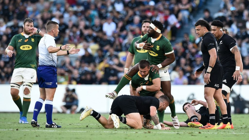 Kolisi: 'I don't know where we went wrong'