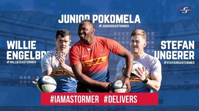 Stormers new signings