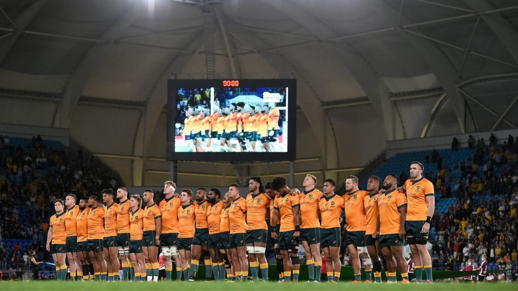 Japan join England and Wales in Wallabies' test schedule