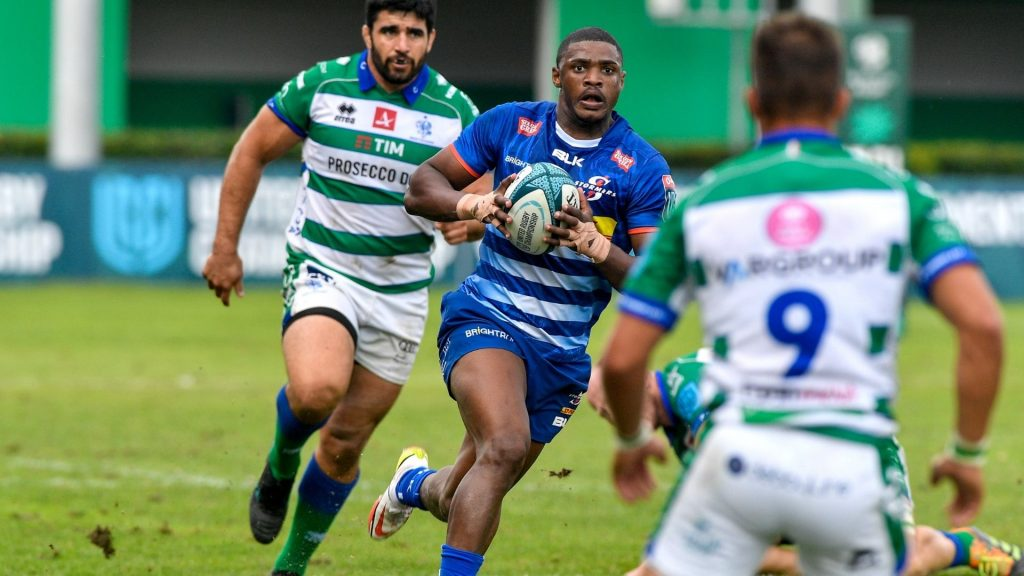 Benetton fight back to beat Stormers