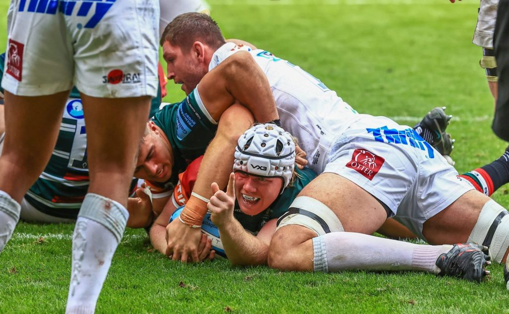 Tigers maul Exeter for rare win