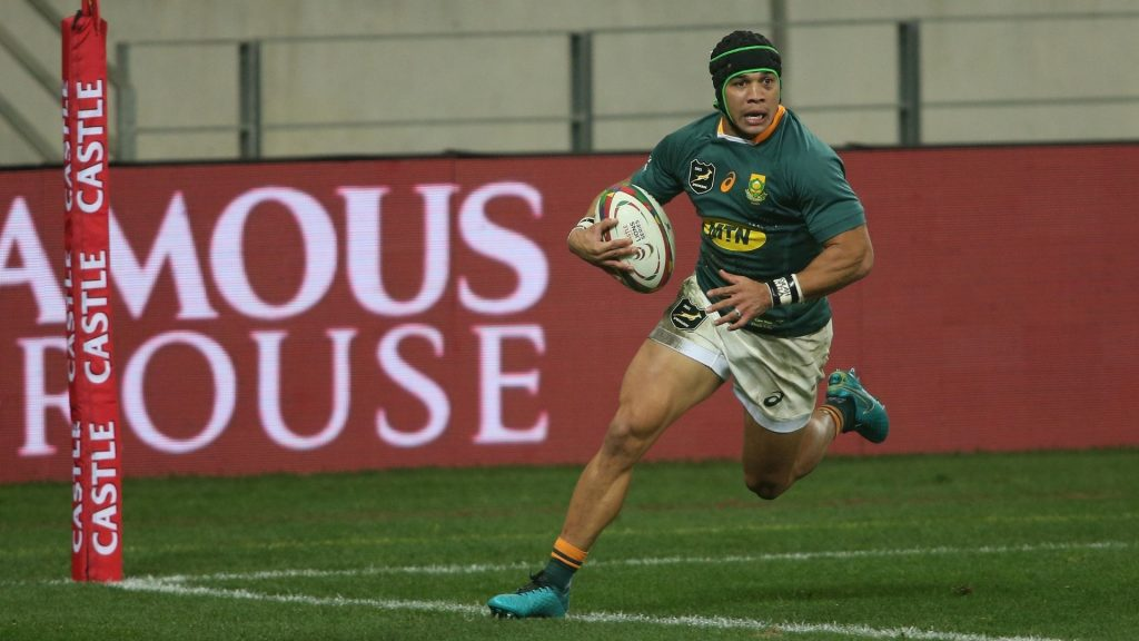 Kolbe expected at new club for tests on injured knee