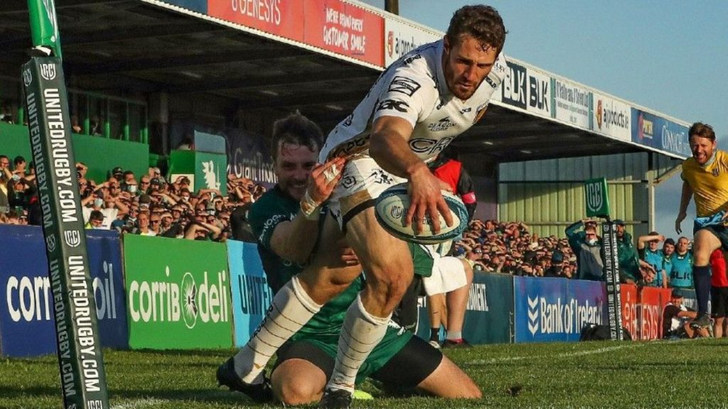 Dragons end losing streak with win over Connacht
