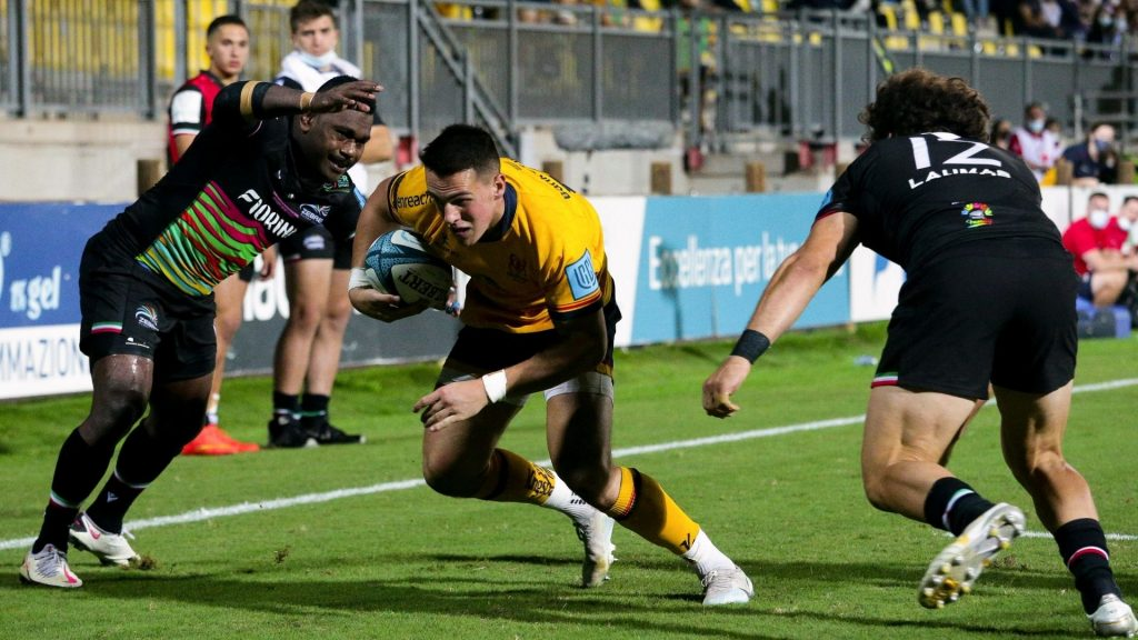 Ulster see off Zebre in Parma