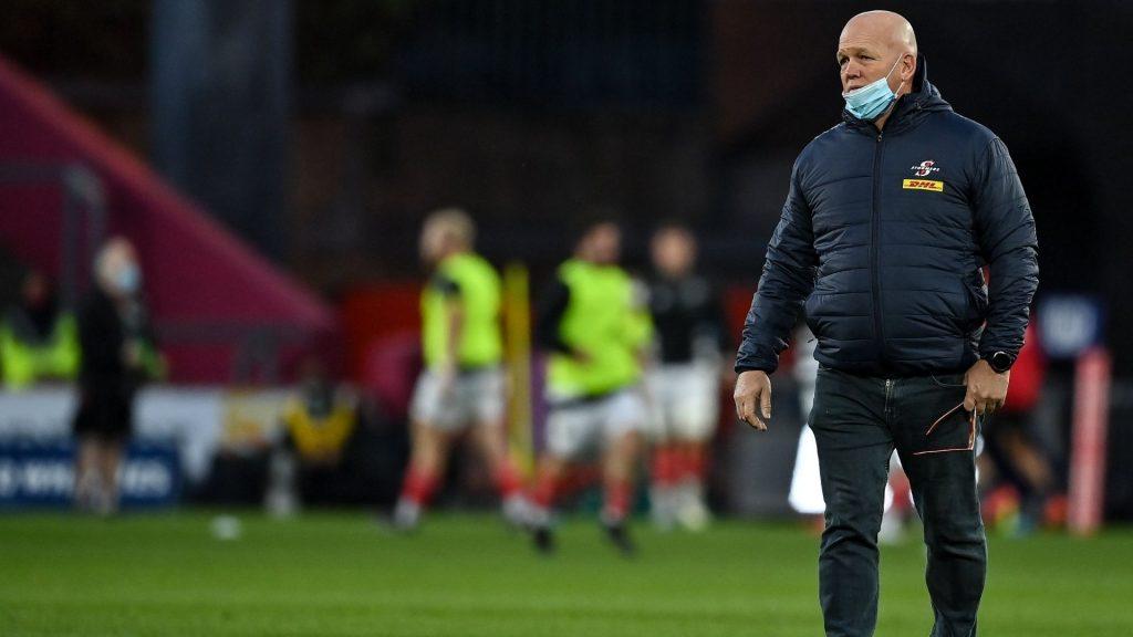 John Dobson: 'I am feeling a little bit frustrated'