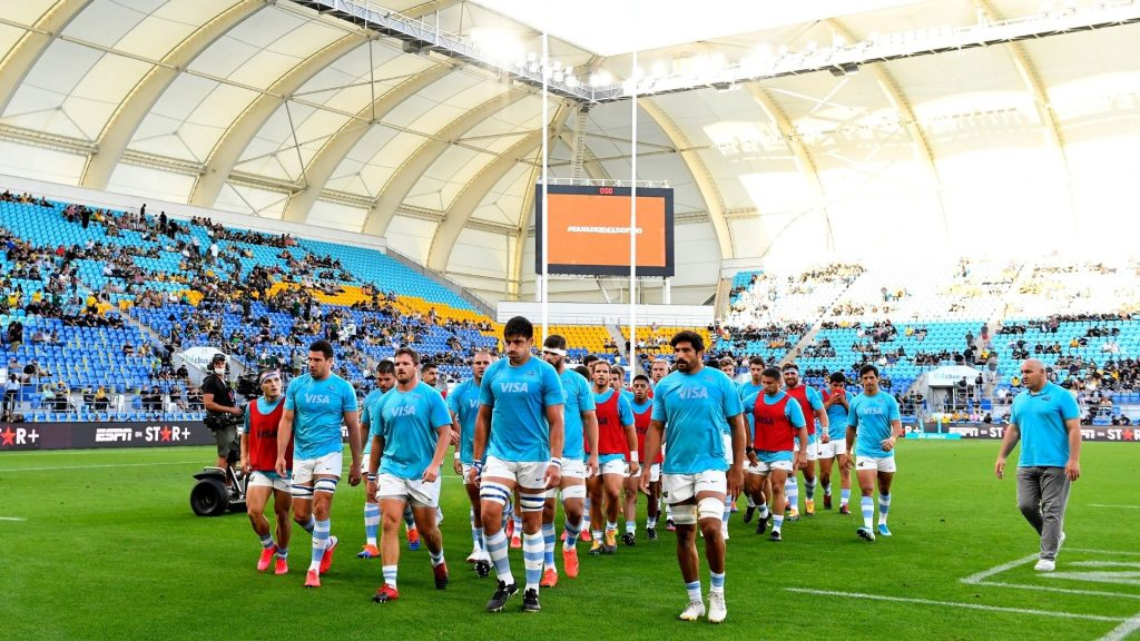 Players need rest says Los Pumas coach Ledesma