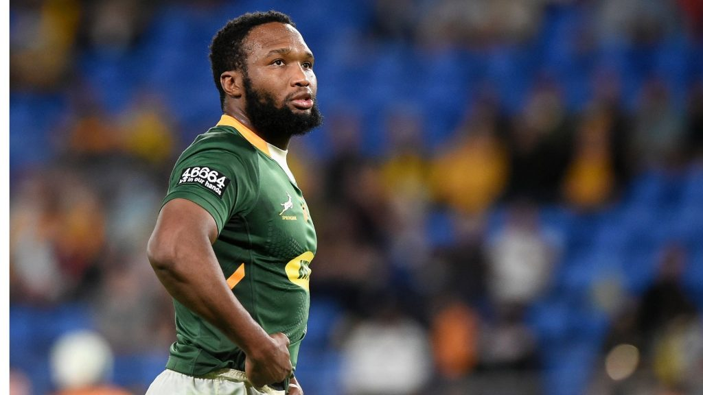 VIDEO: Lukhanyo Am's sensational pass
