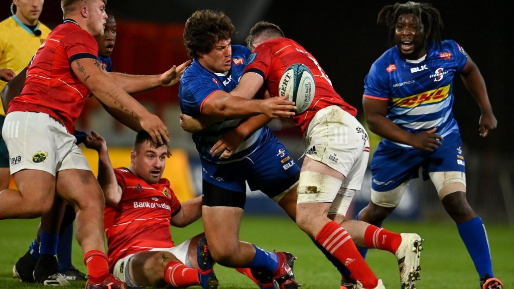 Stormers prop: 'Euro teams more patient and disciplined'
