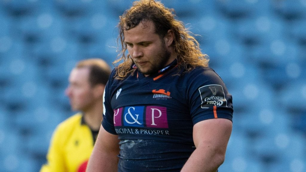 Scotland's Schoeman eyes Bulls and then Boks