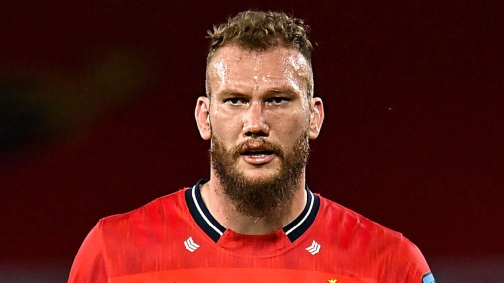 'Hugely disappointed': Munster issue update on Snyman