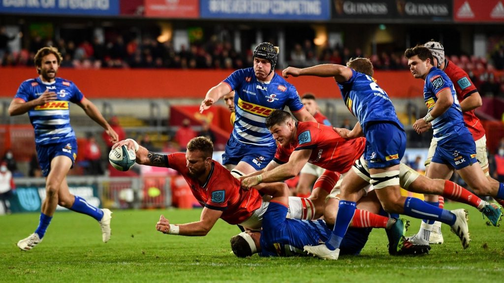 Munster coach on Snyman: 'That was a big moment for him'