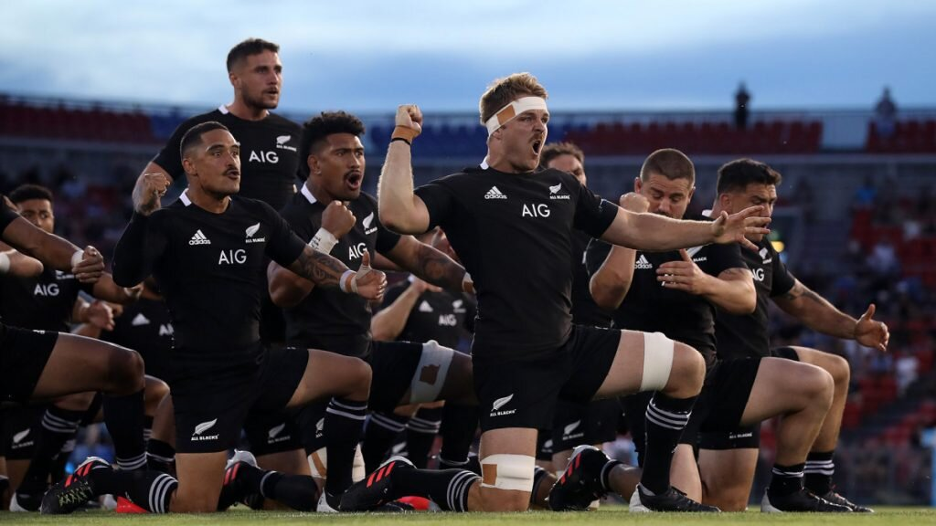 All Blacks captain on USA Test: 'There are expectations'