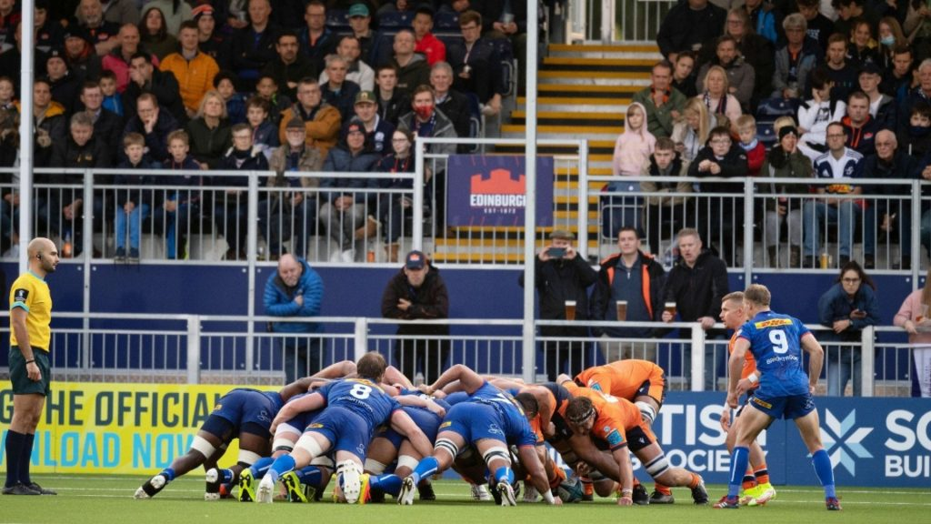 Stormers hold Edinburgh to a draw