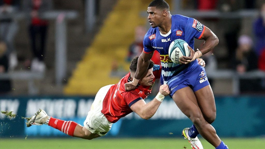 Stormers blow big lead in loss to Munster