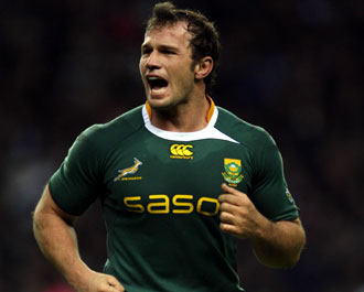 Steyn joins Bok migration to Montpellier