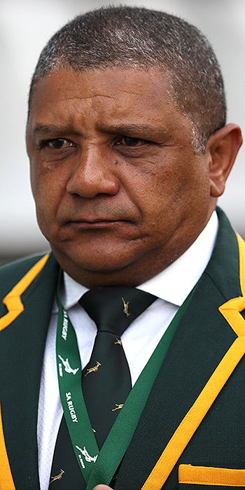 SARU keeps call on Bok coach under wraps