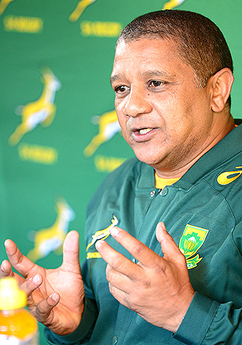 Coetzee: Why Bosch is the man for the job