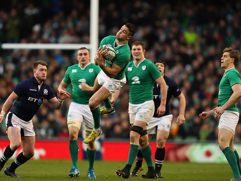 Laidlaw promises no let-up for Ireland star Murray