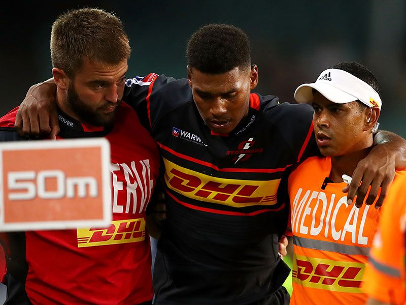 Stormers lose another lock