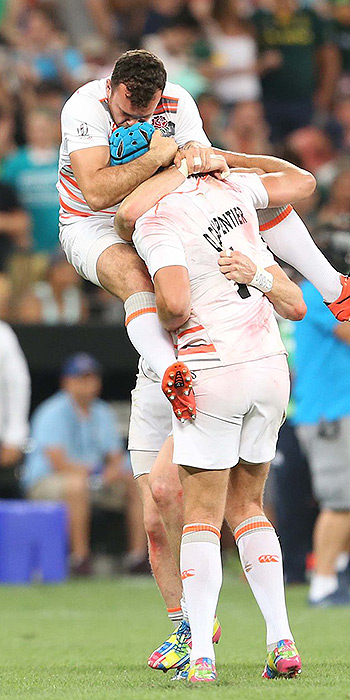CAPE TOWN 7S: England crowned champions