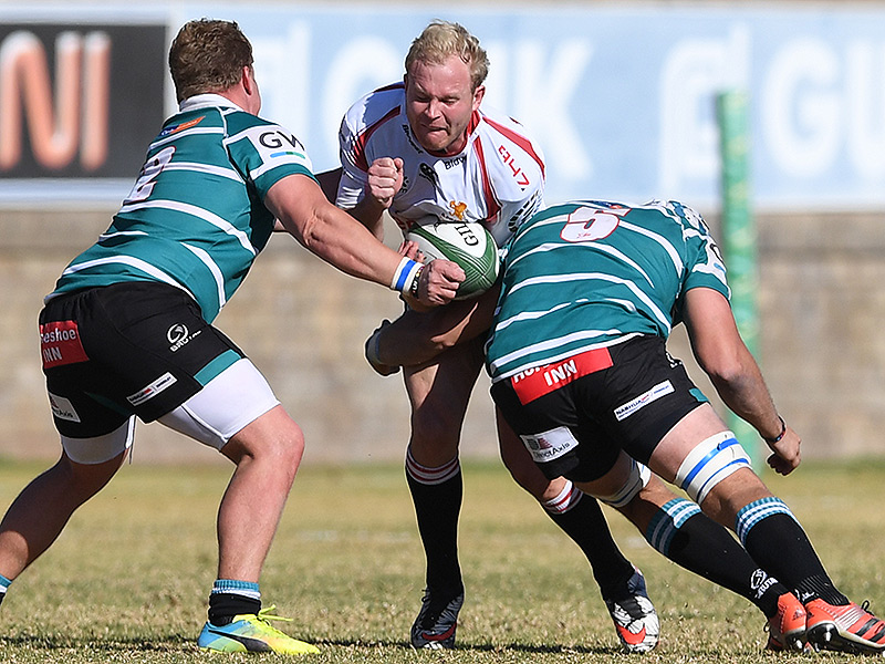 Ackermann: Lions did not pitch