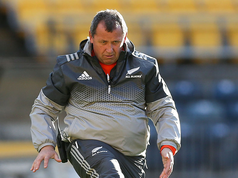 'Express yourself', Foster tells All Blacks