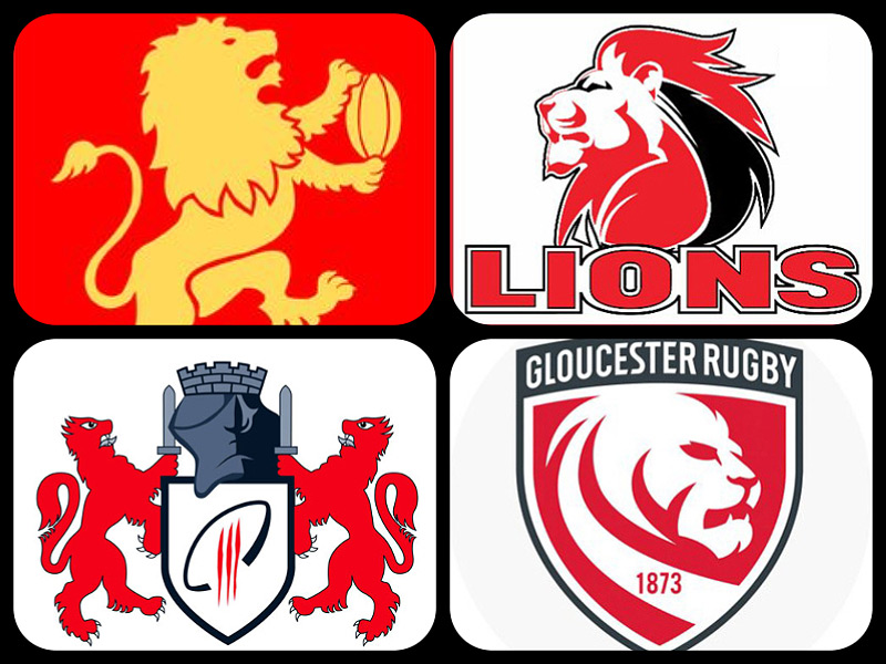 Here come the Gloucester Lions